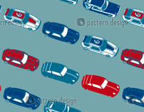 Seventies Style Pattern Designs