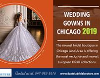 Wedding Gowns in Chicago 2019