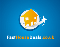 Fast House Deals Brand & Web Design
