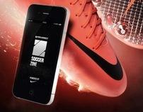 Nike Vapor IPhone App Advert