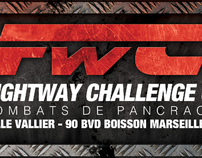 Fightway Challenge 6 - Pancrace Fighting Event