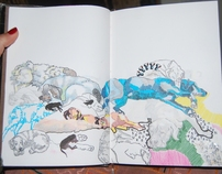 Artist book; The dream