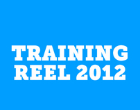 TRAINING REEL 2012