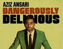 Aziz Ansari DVD cover