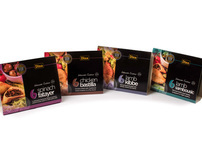 Dina Foods Ltd - Product Pack Shots
