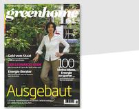 Greenhome - Nachhaltig bauen, besser leben