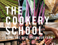 Cookery School Brochure, Daylesford Organic