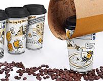 Eggspectation Qatar Plastic Cup & packaging (proposal)