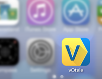 vOtele iPhone app
