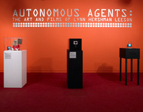 Whitworth Art Gallery, Autonomous Agents: Lynn Hershman