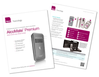 2012 Product Sales Flyers - Alere Toxicology