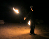Oaknektar Fire Dance