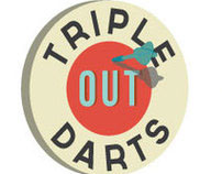 Triple Out Darts - Logos