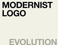 Modernist Logo Evoutions