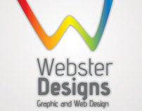 Webster Designs Logo #2