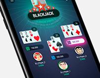 Big Jack BlackJack Mobile Game