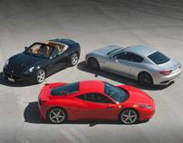 Presentación Top Cars 2012