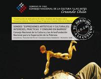Publicación para el Consejo Nacional de la Cultura