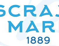 Scrajo Mare 1889 / corporate identity
