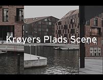 [CGI SCENE] Krøyers Plads