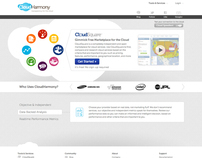 Cloud Harmony Branding