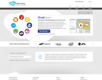 Cloud Harmony Branding