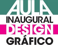 Aula Inaugural | Curso de Design Gráfico da UNIT