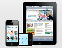 Mobile Application & mobile site