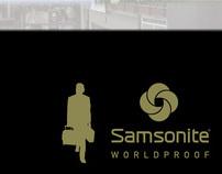 Samsonite Magazine ad
