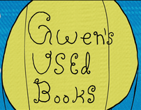 Gwen's Used Books Bumper