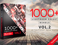 1000+ Lightroom Preset Bundle for Just $19