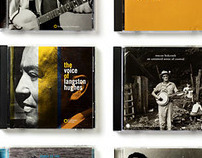 Smithsonian Folkways Recordings cd packaging