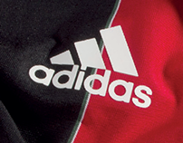 Adidas AC Milan jersey 2012/13