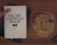 'Quick Fixe' Video Invitation