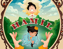H A M I L - Portada-Cover book