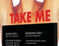 Registration Poster and Handbill