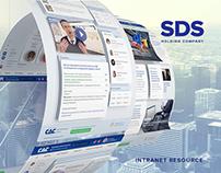 SDS Intranet