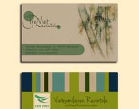 Tre Viet Ravintola - Business Card