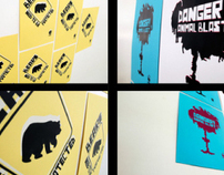 WWF campaign_serigraphy