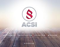 ACSI Branding