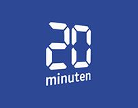 20 Minuten ReDesign