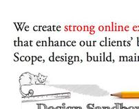 Websites I've worked on under Frontend Design