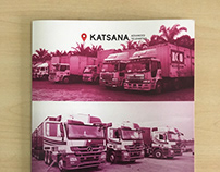 KATSANA Brochure Design