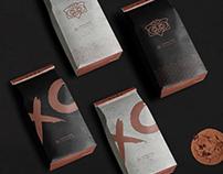XOXO - CAFE BRANDING