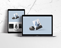Portfolio – website design