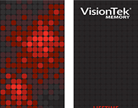 Packaging Design: VisionTek Generic Memory Inserts