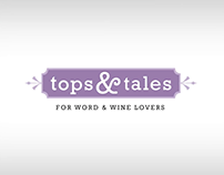 Tops & Tales - Wine Labels