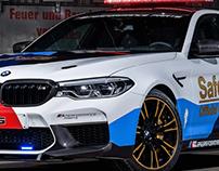2017 BMW M5 Safety Car Touring