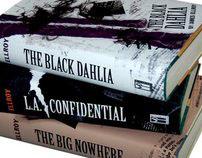L.A. Quartet Book Covers