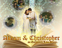 Enchanted Love Story - Poster